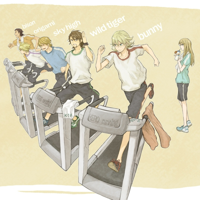 Weeaboo Workout
