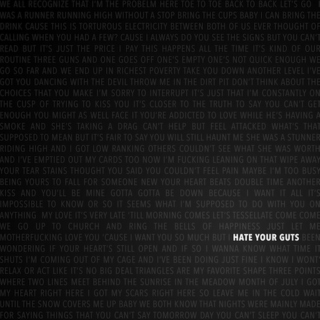 HATE YOUR GUTS