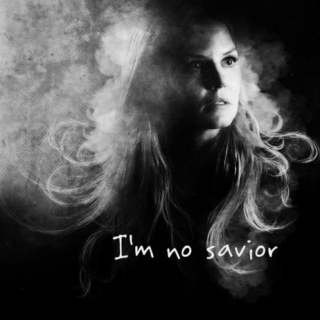 I'm no savior