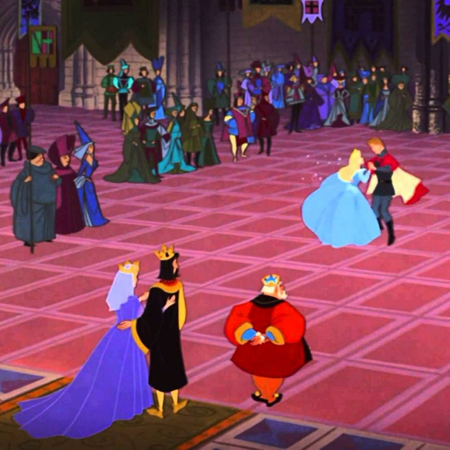Waltzing with the Disney Princesses