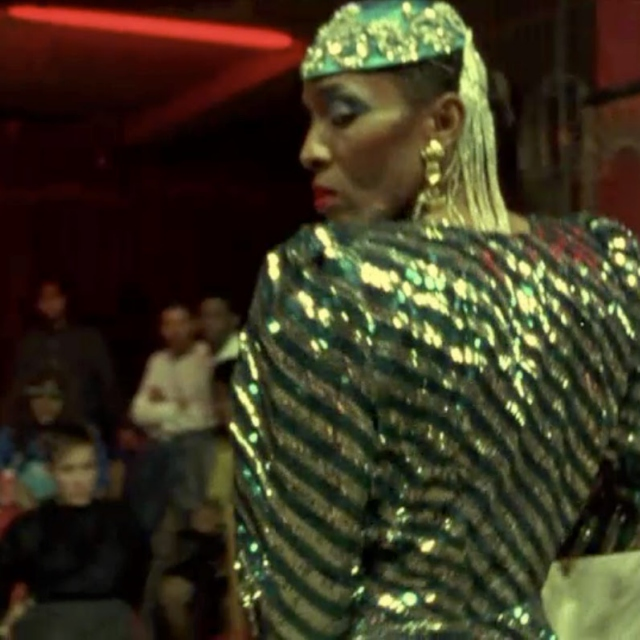 Wrapped up in being LaBeija