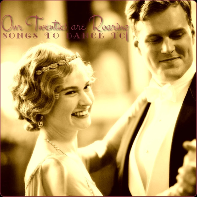 Our Twenties are Roaring: A Jazz Age Fanmix