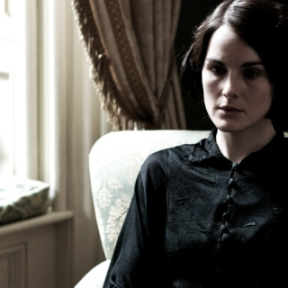 today has been ok. | lady mary crawley