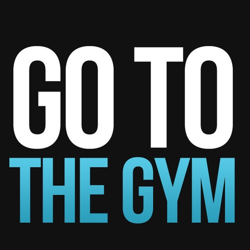Lets kick ass in the gym