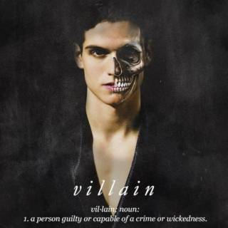 make me your villian