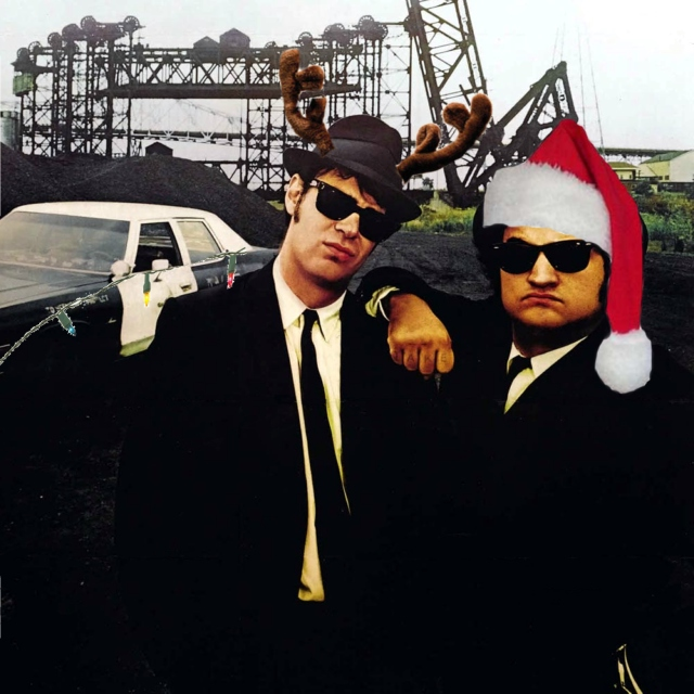 a very blues brothers christmas - Blues Christmas Songs