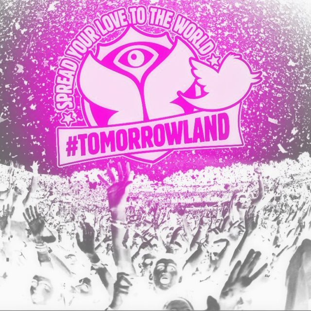 #TOMORROWLAND