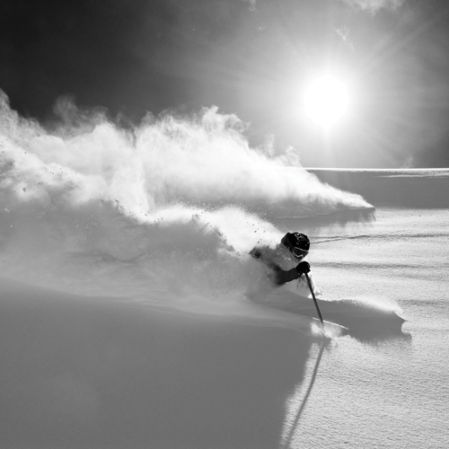 Winter is coming : Shred that pow