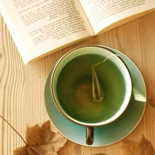 books and tea in november