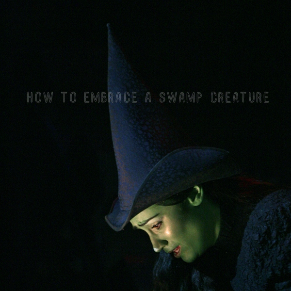 how to embrace a swamp creature