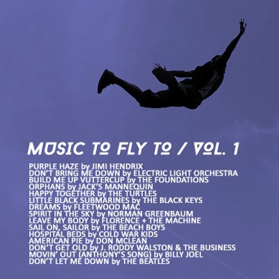 Music to Fly To Vol. 1