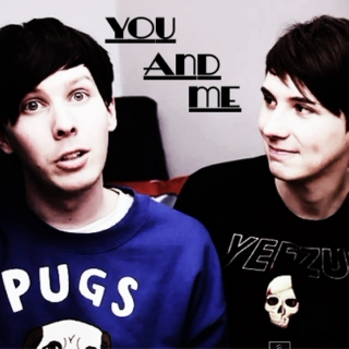 you & me // a phan playlist