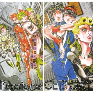 Passione GETS GAY