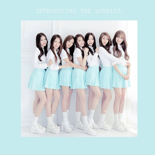 introducing the lovelyz ♡