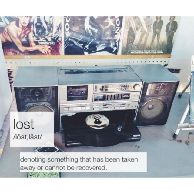 //Lost// in Stereo