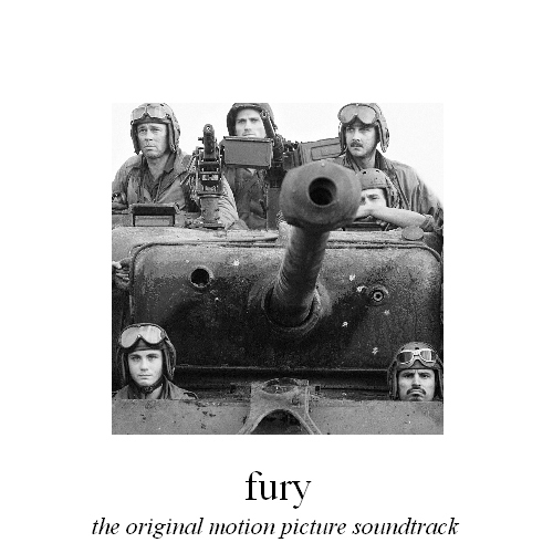 fury: original soundtrack