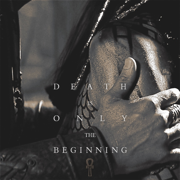 death is only the beginning