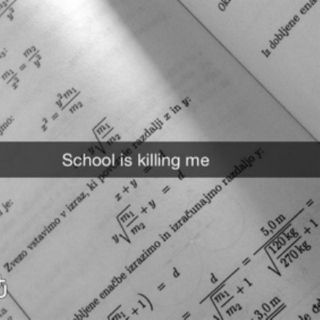 no one is here to sleep.