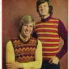 Pyschedelic Sweaters
