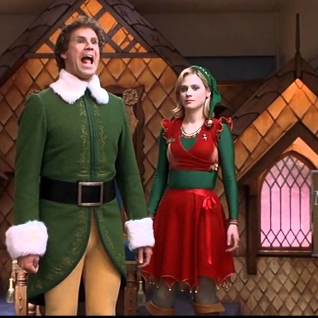 The Best Way to Spread Christmas Cheer, is Singing Loud for all to Hear
