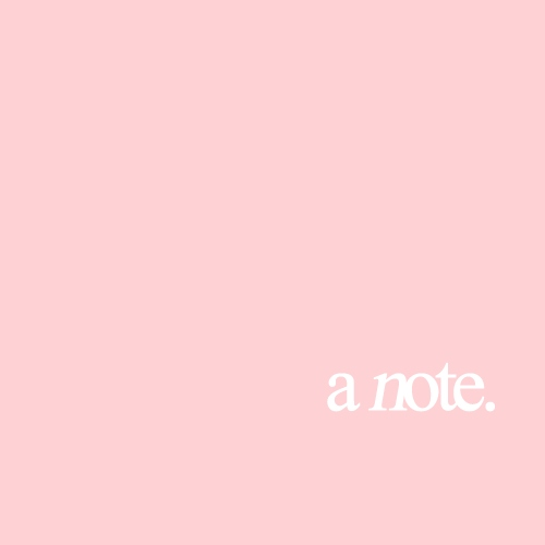 a note