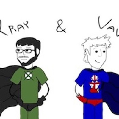 We're Stronger Than You Know (X-Ray and Vav fan mix)