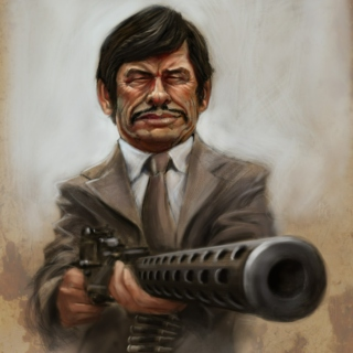 Every Day Is Charles Bronson Day.