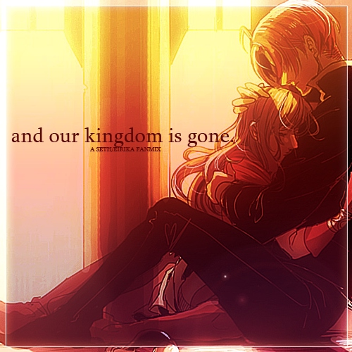 and our kingdom is gone.