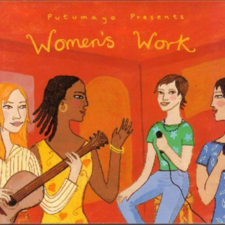 Putumayo Presents: Women's Work (1996)