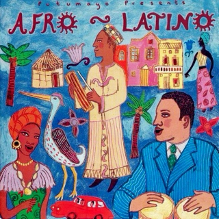 Putumayo Presents: Afro-Latino (1998)