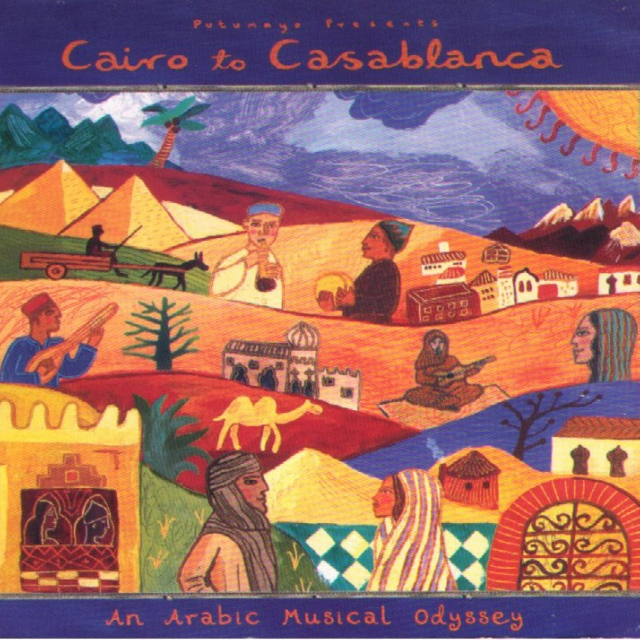 Putumayo Presents: Cairo To Casablanca (1998)