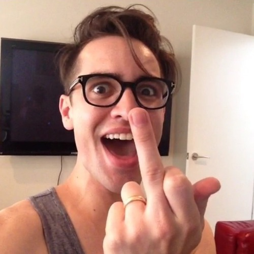 Brendon Urie and P!ATD
