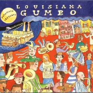 Putumayo Presents: Louisiana Gumbo (2000)
