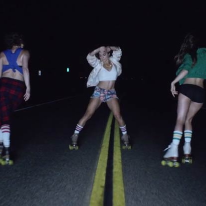 I Could Roller Skate to That