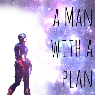 A Man With A Plan - A Steve Rogers Fanmix