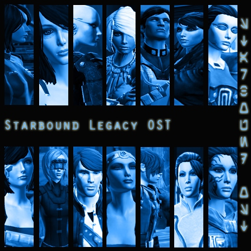 Starbound Legacy OST