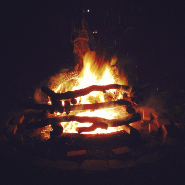 Country Fireside
