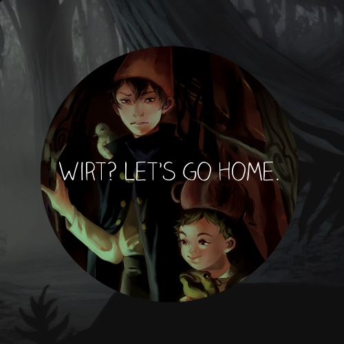 Wirt? Let's go home.