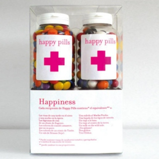you don't need happy pills, just happy music