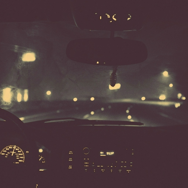 Driving Aimlessly