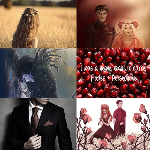 I was a heavy heart to carry || Hades and Persephone