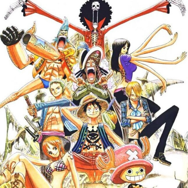a one piece playlist