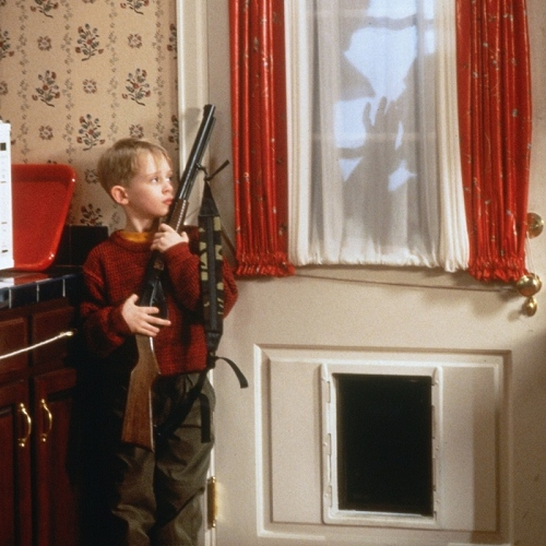 Christmas with Kevin McCallister
