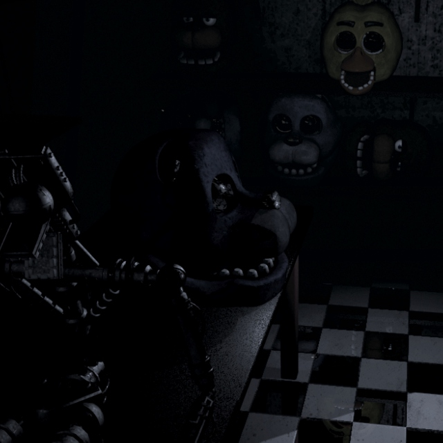 welcome to freddy's || a fnaf mix
