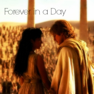 Forever in a Day: a Daniel Jackson x Sha're fanmix