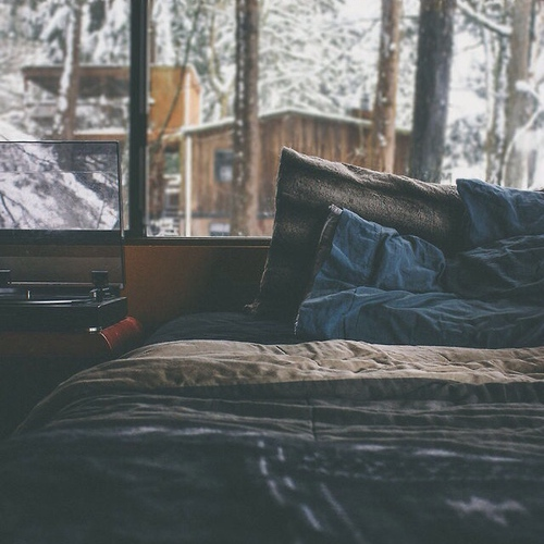 Cold Nights, Warm Blankets