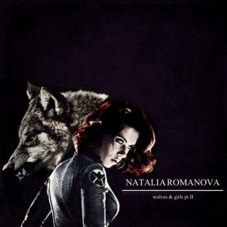 Natalia Romanova: wolves & girls II