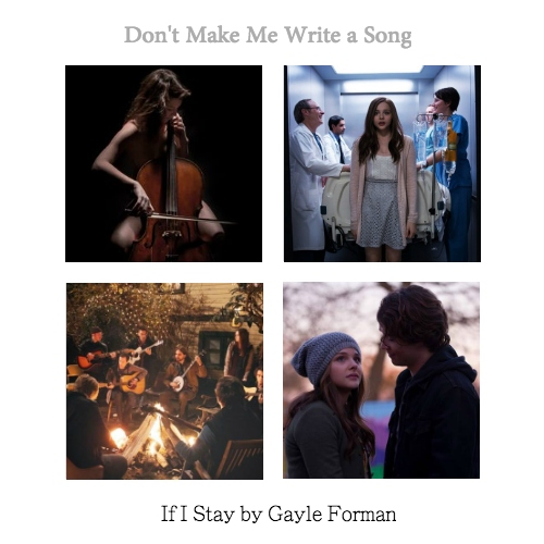 Don't Make Me Write a Song