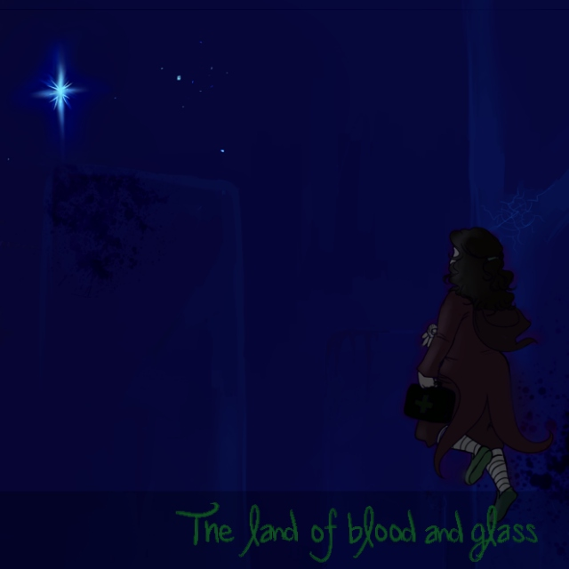 the land of blood and glass