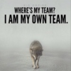 I am My Own Team